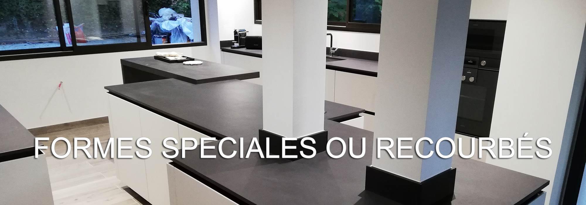 FORMES SPECIALES OU RECOURBÉS