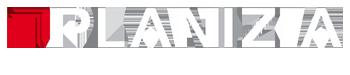 logo PLANIZIA plan de travail cuisine
