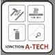 Jonction A-Tech